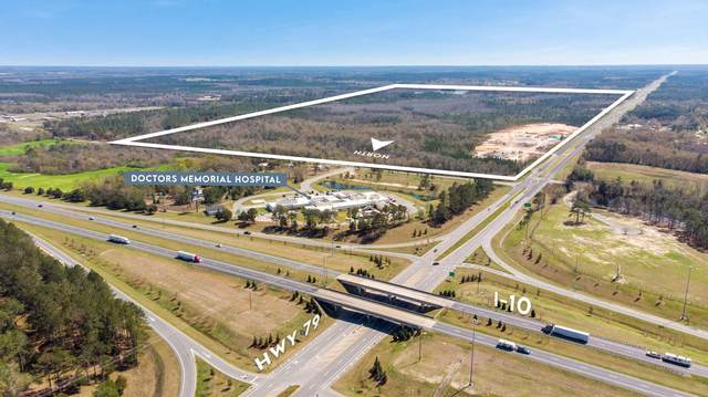 TBD Hwy 79, Bonifay, FL 32425 (MLS #866565) :: Linda Miller Real Estate