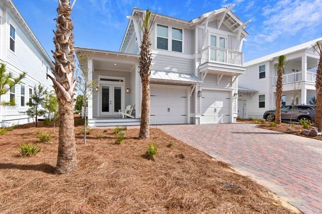 48 W Crabbing Hole Lane, Inlet Beach, FL 32461 (MLS #867174) :: Corcoran Reverie