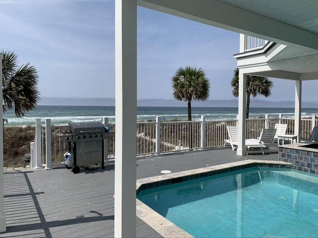 9708 Beach Boulevard, Panama City Beach, FL 32408 (MLS #867339) :: Berkshire Hathaway HomeServices PenFed Realty