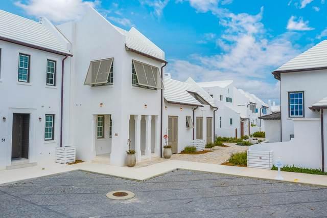 55 Fonville Court, Inlet Beach, FL 32461 (MLS #867445) :: Coastal Luxury