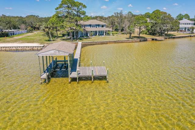 15 Paradise Point Road, Shalimar, FL 32579 (MLS #867738) :: Luxury Properties on 30A