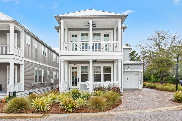 542 Gulfview Circle, Santa Rosa Beach, FL 32459 (MLS #867829) :: Coastal Lifestyle Realty Group