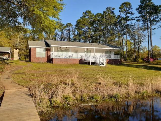 5371 Hilton Rd, Baker, FL 32531 (MLS #868227) :: Coastal Luxury