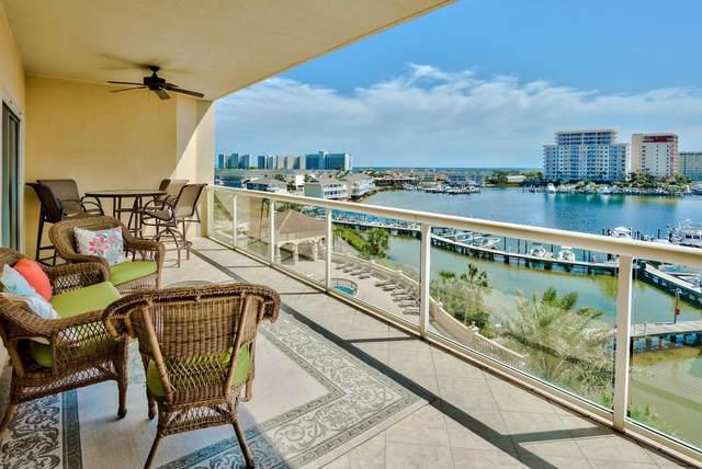 770 Harbor Boulevard Unit 3H, Destin, FL 32541 (MLS #868252) :: Beachside Luxury Realty