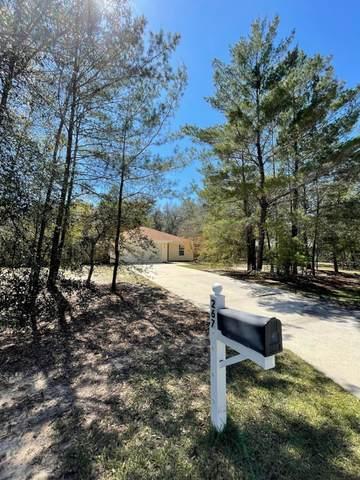 267 Goodwin Creek Road, Freeport, FL 32439 (MLS #868296) :: Berkshire Hathaway HomeServices PenFed Realty