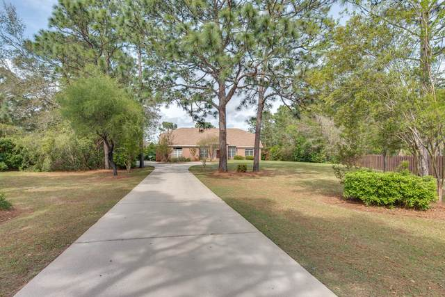 2580 Cove Road, Navarre, FL 32566 (MLS #868407) :: EXIT Sands Realty