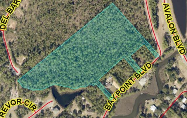 . Bay Point Boulevard, Milton, FL 32583 (MLS #868672) :: Briar Patch Realty