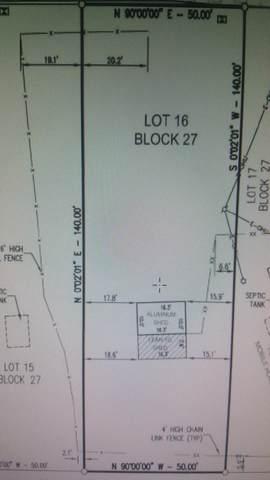 Lot16 Blk 27 Pahl Road, Niceville, FL 32578 (MLS #868800) :: NextHome Cornerstone Realty