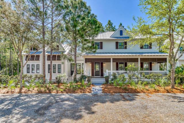 40 Sandy Creek Drive, Santa Rosa Beach, FL 32459 (MLS #868820) :: Linda Miller Real Estate