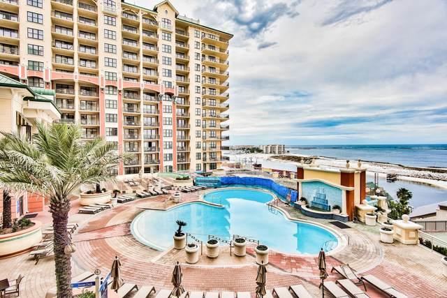 10 Harbor Boulevard W323, Destin, FL 32541 (MLS #869093) :: Better Homes & Gardens Real Estate Emerald Coast