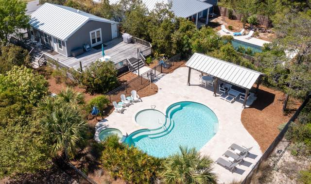 152 Seacrest Drive, Inlet Beach, FL 32461 (MLS #869139) :: Linda Miller Real Estate