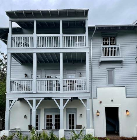 15A St Augustine Street Unit 5101, Rosemary Beach, FL 32461 (MLS #869273) :: 30a Beach Homes For Sale