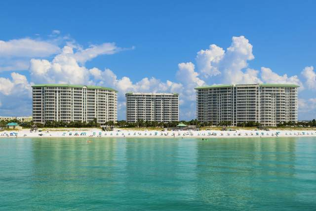 15500 Emerald Coast Parkway Unit 501, Destin, FL 32541 (MLS #869399) :: The Chris Carter Team