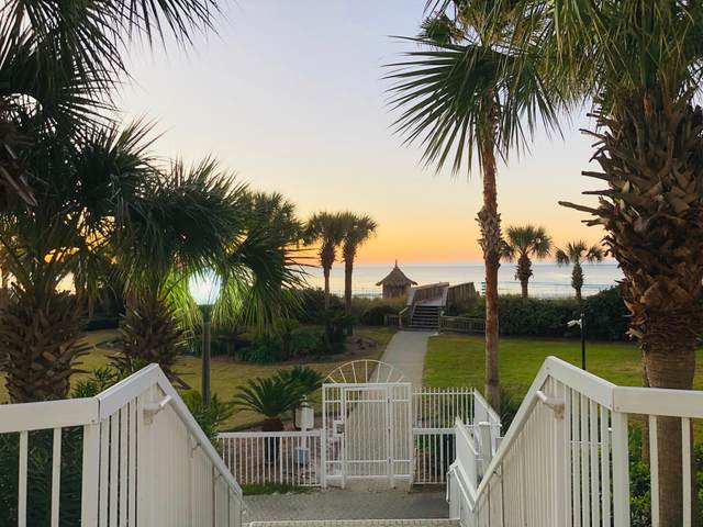15200 Emerald Coast Parkway #205, Destin, FL 32541 (MLS #869528) :: Back Stage Realty