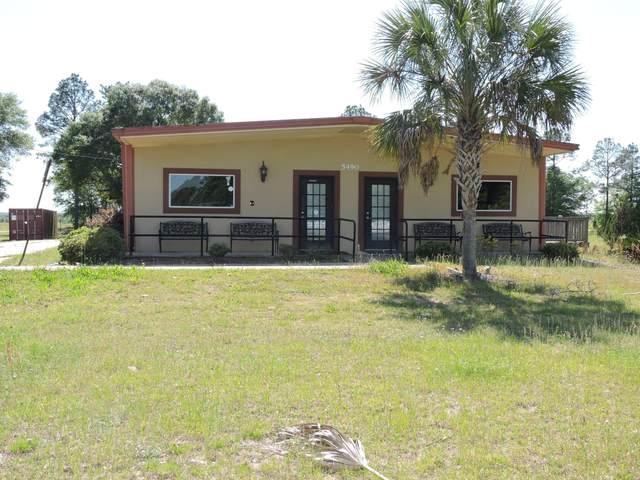 5490 Fl-4, Baker, FL 32531 (MLS #869628) :: John Martin Group | Berkshire Hathaway HomeServices PenFed Realty