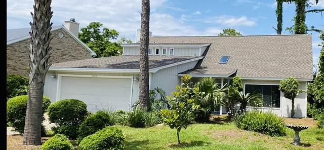 1002 Barracuda Drive, Panama City Beach, FL 32408 (MLS #869644) :: Briar Patch Realty