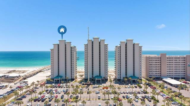 8577 Gulf Boulevard Apt 404, Navarre, FL 32566 (MLS #869664) :: Linda Miller Real Estate
