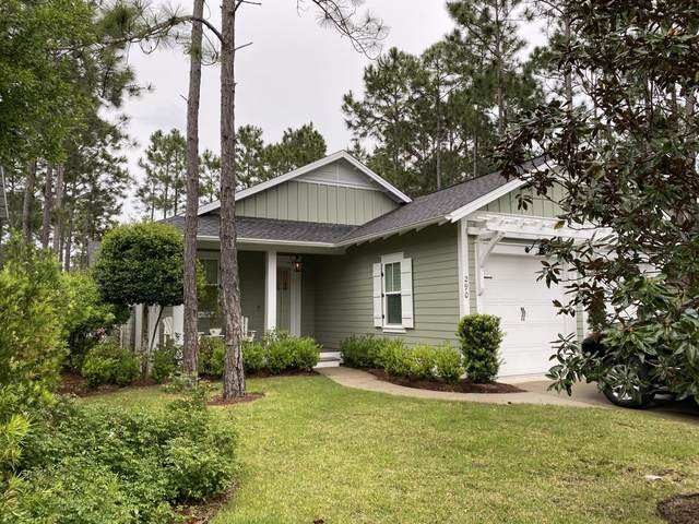 290 Jack Knife, Watersound, FL 32461 (MLS #869703) :: Corcoran Reverie