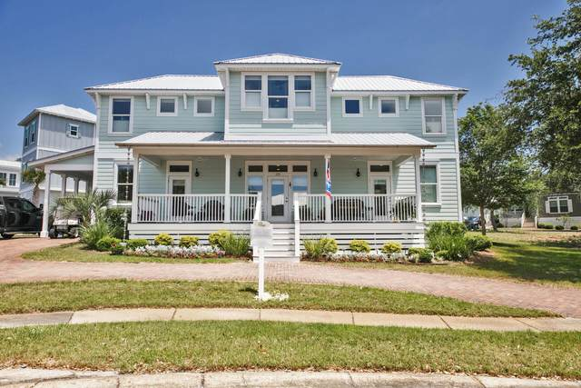 177 Village Boulevard, Santa Rosa Beach, FL 32459 (MLS #869989) :: Engel & Voelkers - 30A Beaches