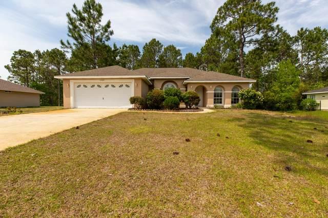 6948 Leisure Street, Navarre, FL 32566 (MLS #870485) :: Coastal Luxury