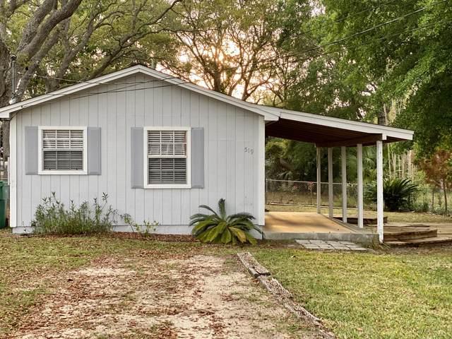 519 2nd Avenue, Destin, FL 32541 (MLS #870548) :: Classic Luxury Real Estate, LLC