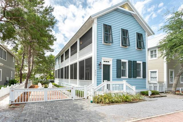 499 Forest Street, Santa Rosa Beach, FL 32459 (MLS #870561) :: Scenic Sotheby's International Realty