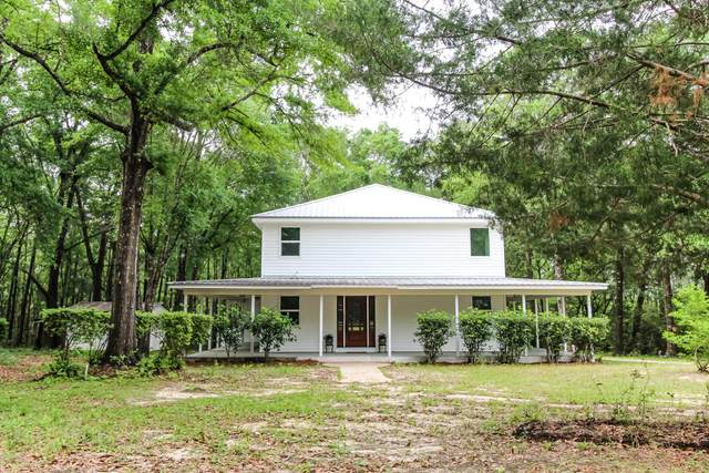 5918 Buckward Road, Baker, FL 32531 (MLS #870630) :: Better Homes & Gardens Real Estate Emerald Coast
