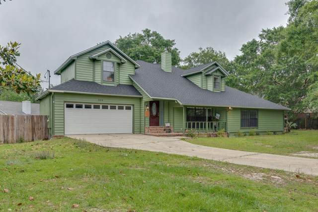 204 Byron Court, Crestview, FL 32539 (MLS #870644) :: Berkshire Hathaway HomeServices PenFed Realty
