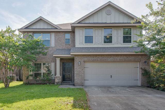 1822 Coast Court, Gulf Breeze, FL 32563 (MLS #870671) :: Counts Real Estate Group