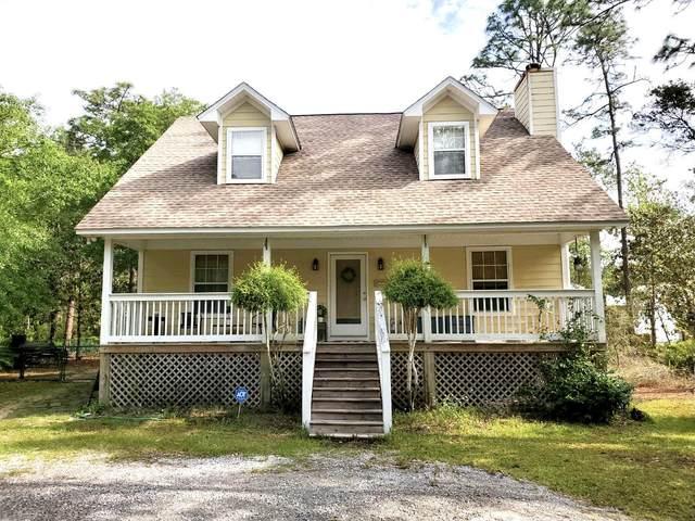 149 E Georgie Street, Santa Rosa Beach, FL 32459 (MLS #870769) :: Linda Miller Real Estate