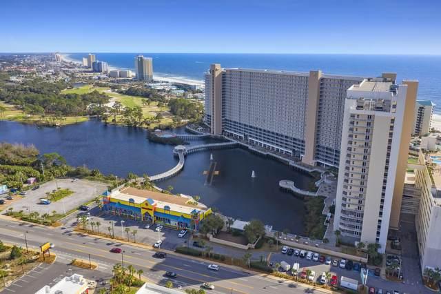 9902 S Thomas Drive #1936, Panama City Beach, FL 32408 (MLS #870798) :: Counts Real Estate Group