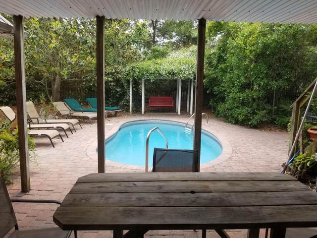 61 Dune Drive, Santa Rosa Beach, FL 32459 (MLS #870854) :: Coastal Luxury