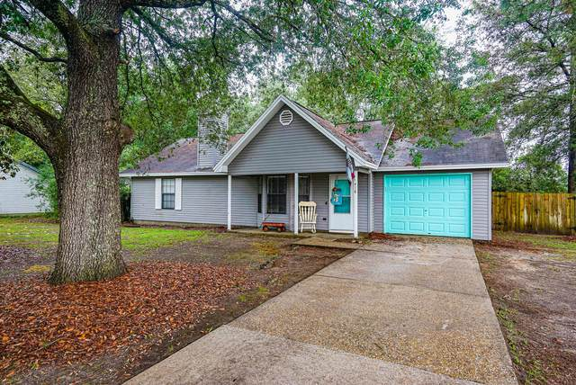 418 Brown Place, Crestview, FL 32539 (MLS #870862) :: The Honest Group