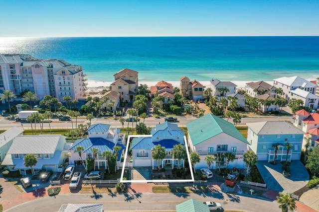 4504 Ocean View Drive, Destin, FL 32541 (MLS #871089) :: The Honest Group