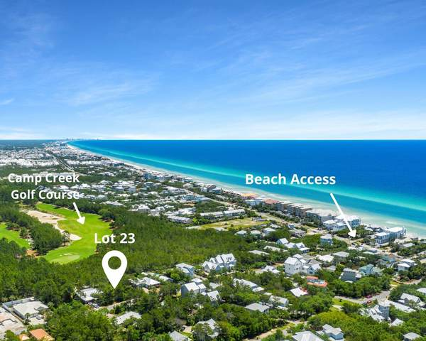 Lot 23 Seacrest Drive, Inlet Beach, FL 32461 (MLS #871157) :: Berkshire Hathaway HomeServices Beach Properties of Florida