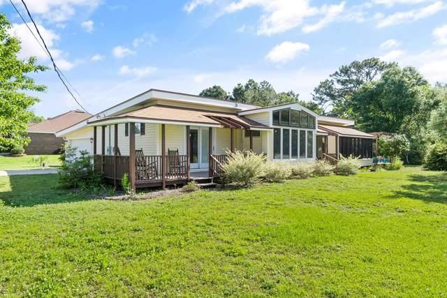6764 Marlin Street, Navarre, FL 32566 (MLS #871248) :: Coastal Luxury