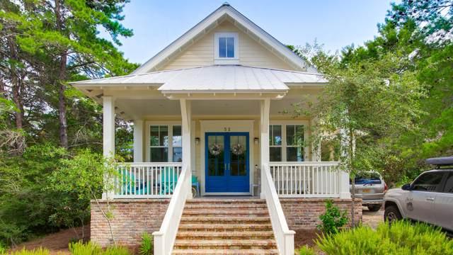 52 E Okeechobee E, Santa Rosa Beach, FL 32459 (MLS #871404) :: Scenic Sotheby's International Realty