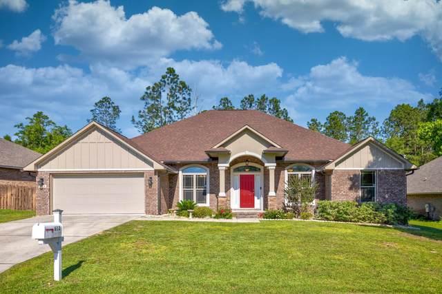 612 Terrier Trail, Crestview, FL 32536 (MLS #871405) :: Briar Patch Realty
