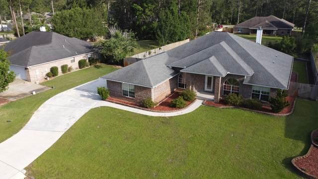 7177 Siesta Street, Navarre, FL 32566 (MLS #871616) :: Classic Luxury Real Estate, LLC