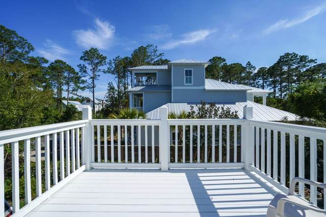381 Seacrest Drive, Inlet Beach, FL 32461 (MLS #871654) :: Classic Luxury Real Estate, LLC
