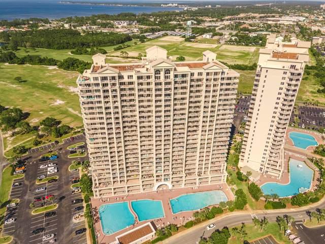 122 Seascape Drive Unit 1807, Miramar Beach, FL 32550 (MLS #871811) :: Classic Luxury Real Estate, LLC