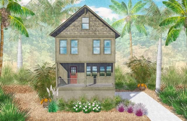 7537 Shady Glen Trail Lot 344, Panama City Beach, FL 32413 (MLS #871919) :: Scenic Sotheby's International Realty