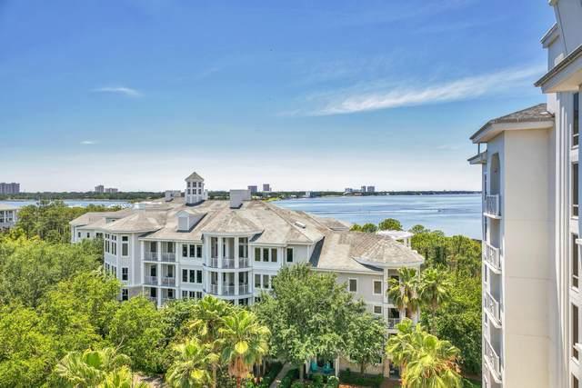 9800 Grand Sandestin Boulevard 5809 / 5811, Miramar Beach, FL 32550 (MLS #871998) :: Blue Swell Realty