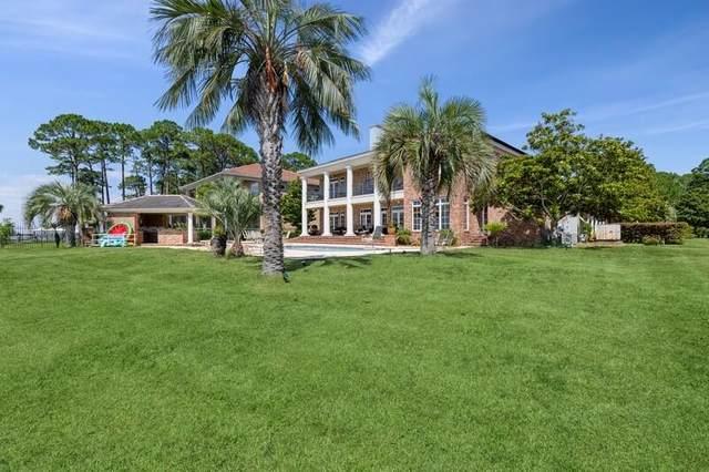 671 Driftwood Point Road, Santa Rosa Beach, FL 32459 (MLS #872232) :: 30a Beach Homes For Sale