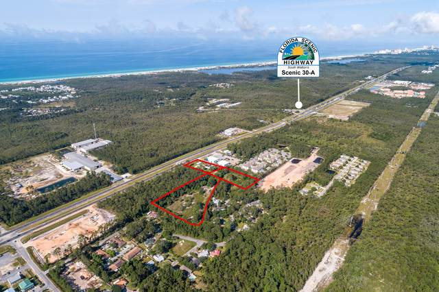 5416 W U.S. Hwy 98, Santa Rosa Beach, FL 32459 (MLS #872265) :: Better Homes & Gardens Real Estate Emerald Coast