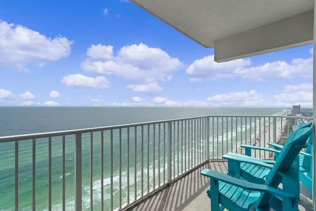 16819 Front Beach Road Unit 2001, Panama City Beach, FL 32413 (MLS #872376) :: Classic Luxury Real Estate, LLC