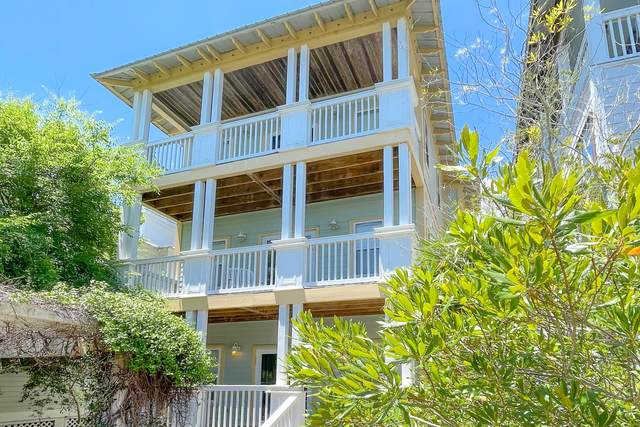 164 Cottage Way Unit 22, Inlet Beach, FL 32461 (MLS #872506) :: Counts Real Estate Group