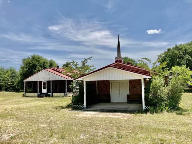 1483 Richardson Road, Defuniak Springs, FL 32433 (MLS #872524) :: ENGEL & VÖLKERS