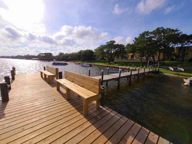 209 SW Miracle Strip Highway H102, Mary Esther, FL 32569 (MLS #873173) :: Classic Luxury Real Estate, LLC