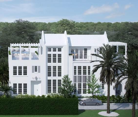 Z20 Tea Island Street, Alys Beach, FL 32461 (MLS #873322) :: Corcoran Reverie